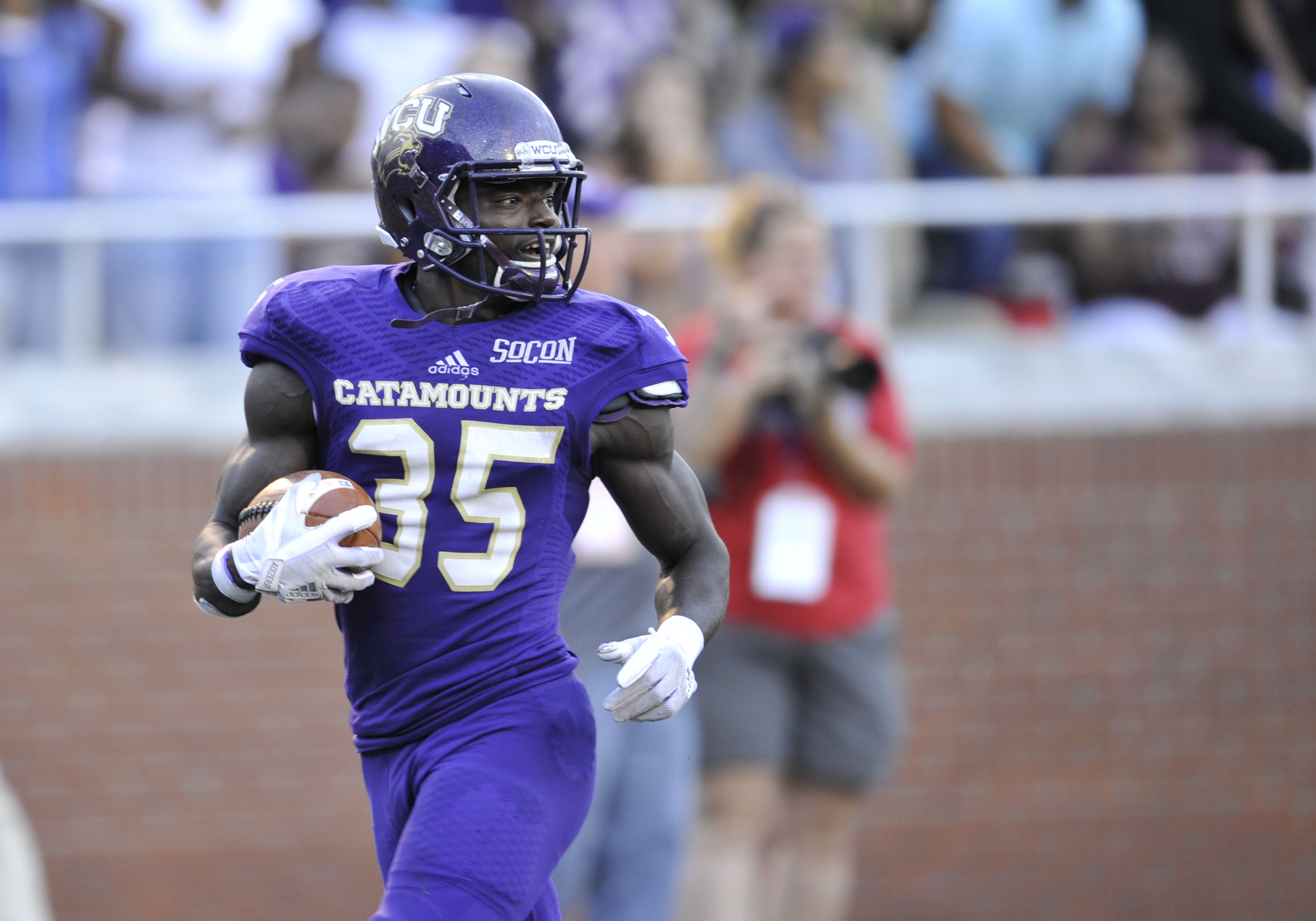 Keion Crossen Drafted in Seventh Round by New England Patriots ...