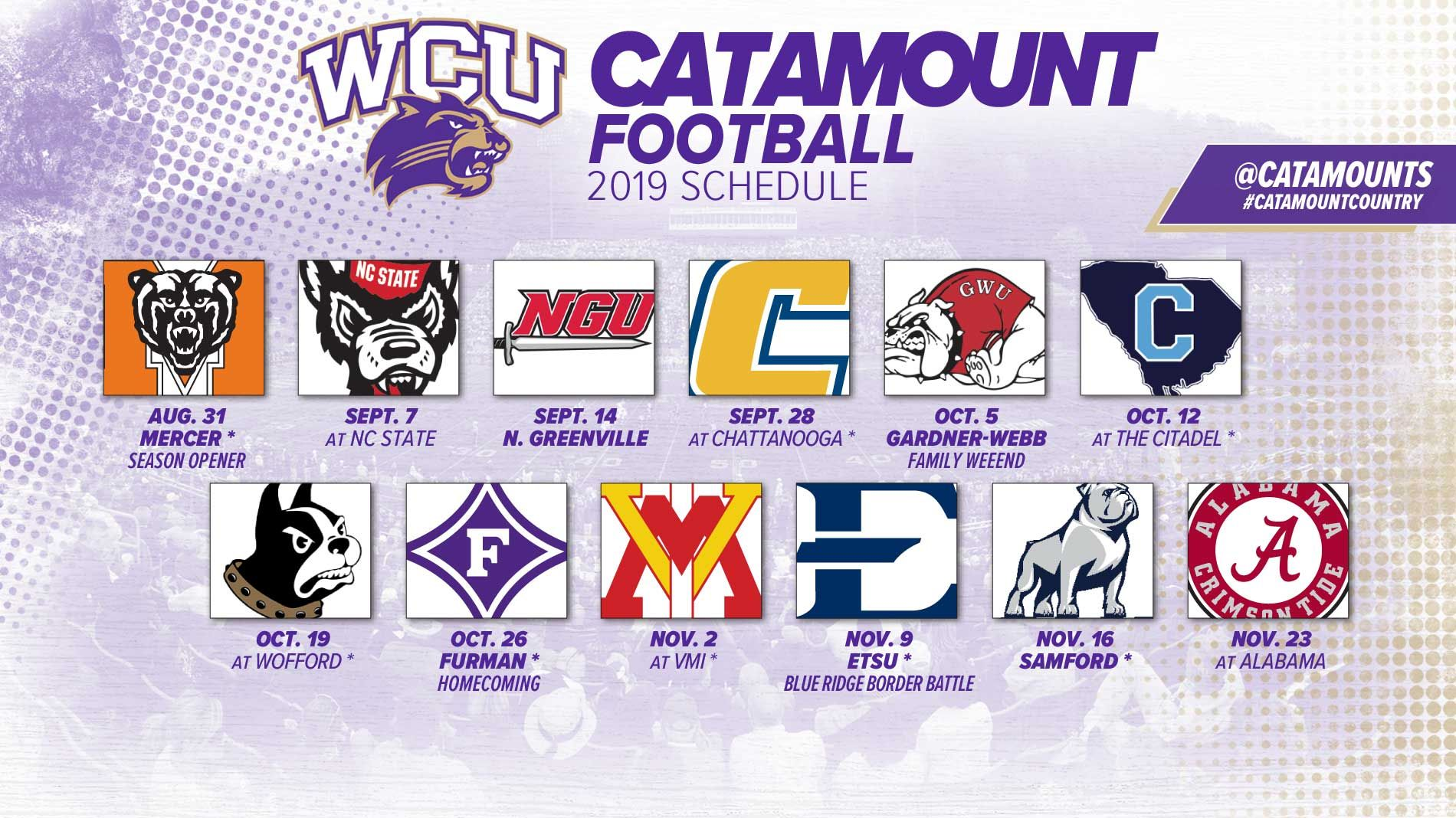 Catamount Football Season Tickets On Sale Tuesday   Western